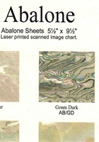 abolone color chart