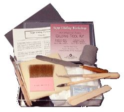 Traditional Water Gilding Kits